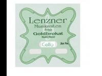Goldbrokat cello